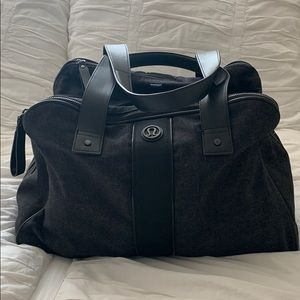 lululemon two times a yogi bag *Wool